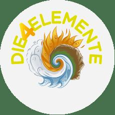 Logo von Die 4 Elemente